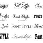 Mengenal Jenis & Fungsi Font