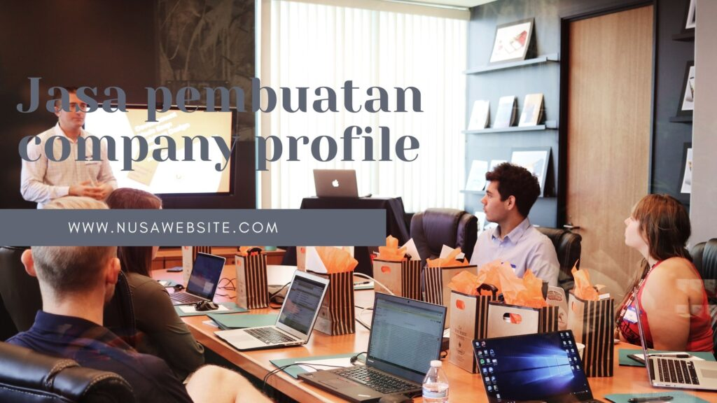 company profile fashion