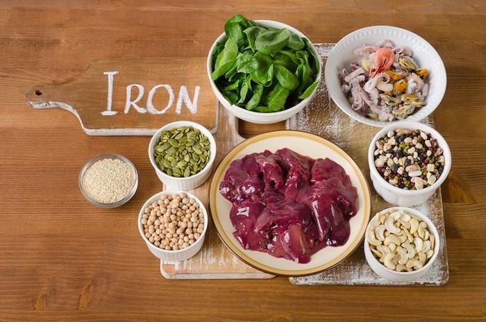 Rekomendasi Makanan yang Mengandung Zat Besi Untuk Konsumsi Harian