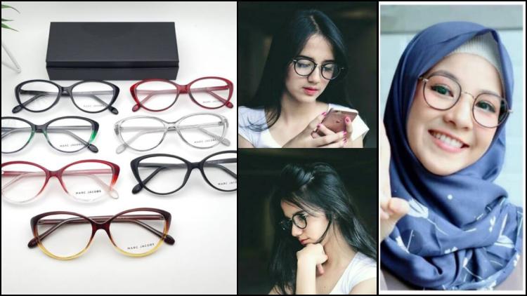 Langkah Terbaik Untuk Memilih Kacamata Wanita Sesuai Kebutuhan