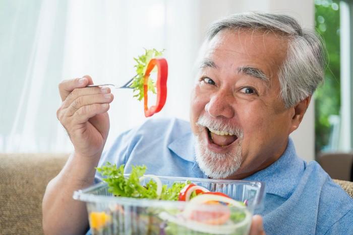 Kandungan Nutrisi Ini Harus Ada Pada Susu Pengganti Makan Lansia