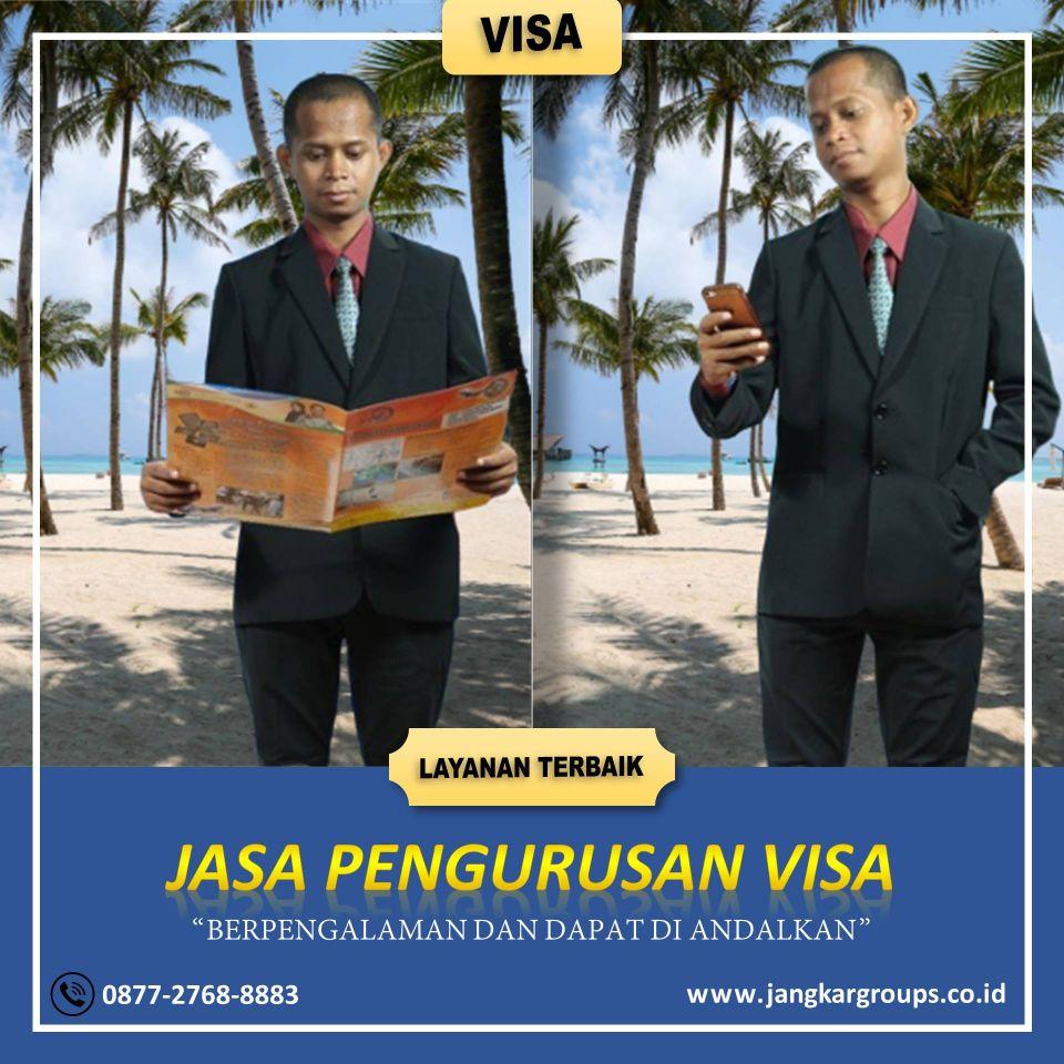Jasa Pembuatan Visa Terbaik dan Profesional di Bojongsari Depok