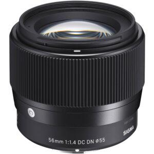 Sigma 56mm